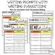 Writing Prompts BUNDLE | Writing Activities for the Entire Year