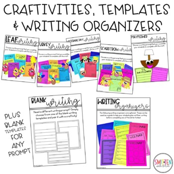 November Writing Prompts   Thanksgiving, Turkeys, Scarecrows, Veterans Day