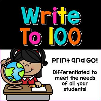 Write to 100