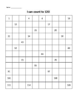 Write to 120
