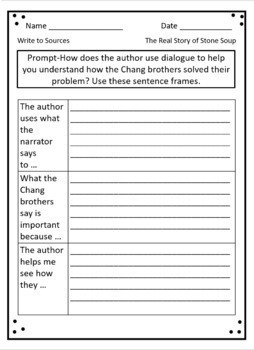 Write to Sources MEGA BUNDLE Volumes 1-6 Weeks 1-5 Grade 3
