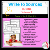Write to Sources Volume 2