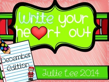 Write your Heart out  December Edition Writing Center