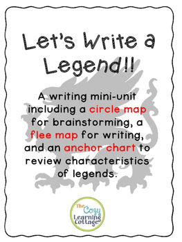 write your own legend