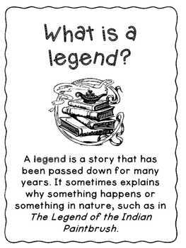 Write your own Legend!