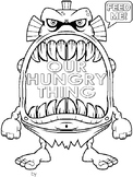 "Write your own ""Our Hungry Thing"" book"