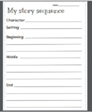 Write your own story sequence!