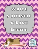 Write yourself a Love Letter: Setting and being able to Re