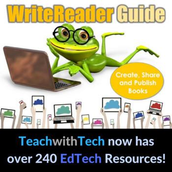 WriteReader Write Stories Website Guide