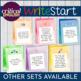 WriteStart Freewriting and Discussion YA Lit Inspiration Task Cards: Set of 78