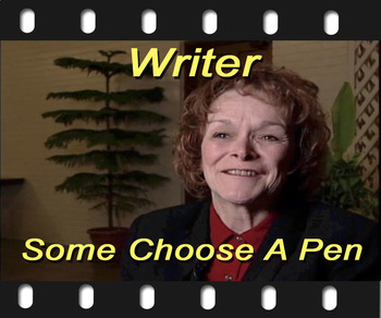Writer: Some Choose a Pen
