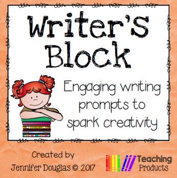 Writer's Block - 86 unique writing prompts