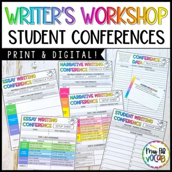 Writer's Conference Resource Pack