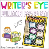 Writer's Eye Bulletin Board Set