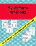 Complete Writer's Notebook Organization!