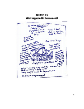 Writer's Notebook: Mentor texts