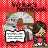 Writer's Notebook Organizers and Dividers