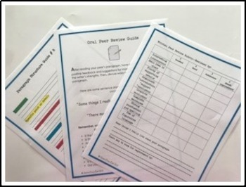 WRITING Bundle for the YEAR | Narrative| Opinion| Persuasive Writing Activities