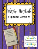 Writer's Notebook Reference Flipbook! - UPDATED 8/20/18