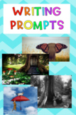 Writer's Notebook writing prompts {40 pictures included}