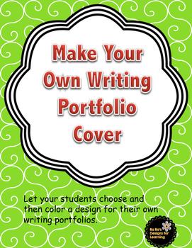 Writer's Portfolio Covers
