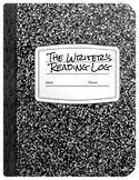 Writer's Reading Log