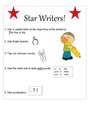Writer's Rubric