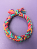 Writer's Tapestry Bracelet Color Code *free bracelet or ke
