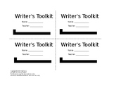 Writer's Toolkit Labels