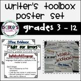Writer's Toolbox Poster Set!