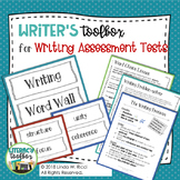 Writing Word Wall & Vocab for Writing Assessment