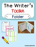 Personal Word Wall: Writer's Toolkit Folder