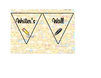 Writer's Wall of Fame Banner