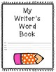 Writer's Word Book