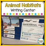 Animal Habitats Writing Center