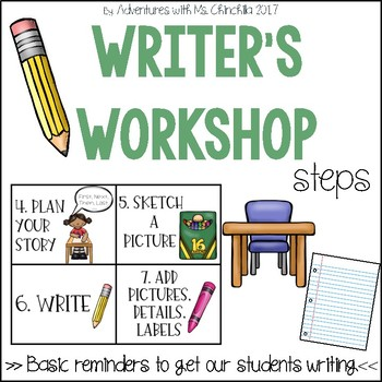 Writer's Workshop Basic Visual Steps
