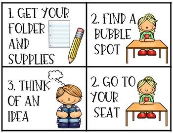 Writer's Workshop Basic Visual Steps