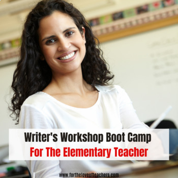 Writer's Workshop Boot Camp