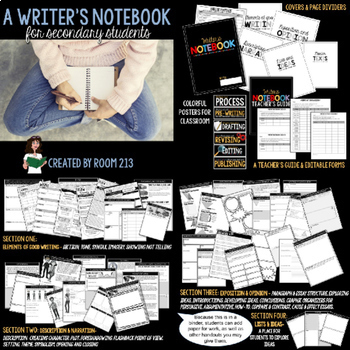 Writer's Workshop Bundle {Secondary}