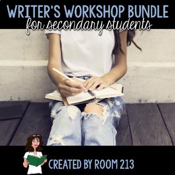 Writer's Workshop Bundle {Secondary}