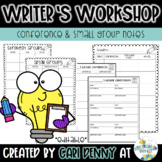 Writer's Workshop: Conference Notes