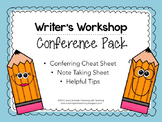 Writer's Workshop Conference Pack