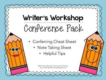 Writer's Workshop Conference Pack