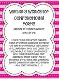 Writer's Workshop Conferencing Form