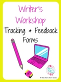 Writer's Workshop Conference Notes Template