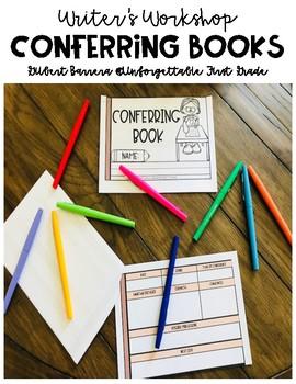 Writer's Workshop: Conferring Mini-Books