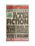 Writer's Workshop; Flash Fiction