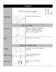 Writer's Workshop Inspired Lab Report Checklist/Rubric 2nd Grade