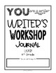 Writer's Workshop Journal--for Lucy Calkins Launch