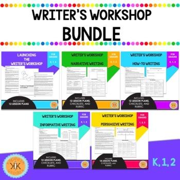Writer's Workshop Complete Bundle